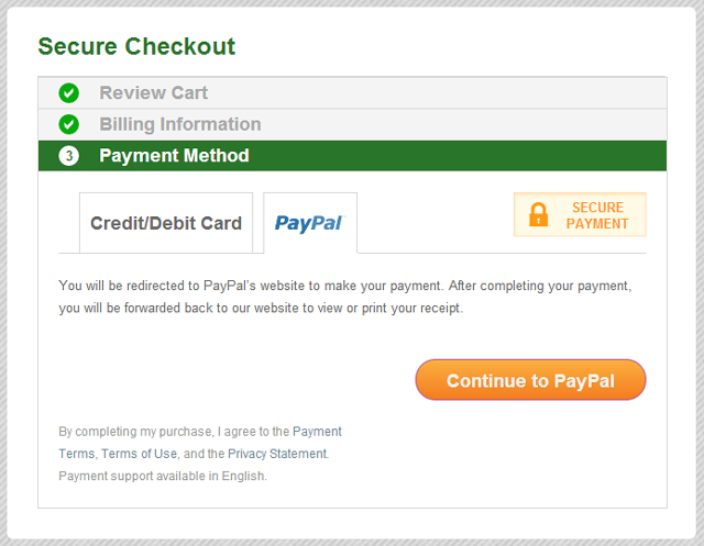 Techgasp Paypal Payment