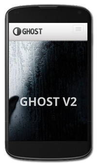 TechGasp Ghost V2 Mobile