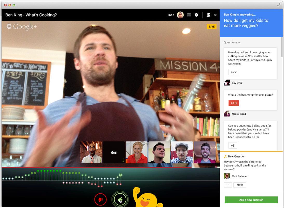 TechGasp Google Hangouts
