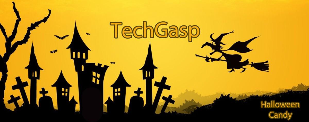TechGasp Halloween